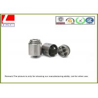 Wholesale CNC Precision Turning Female Thread Stainless Steel Machining Auto Parts from china suppliers