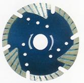Diamond Saw Blade (turbo)