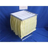 Wholesale Aluminum frame non-woven faric  pocket filter for air Ventilation from china suppliers