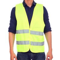 Wholesale visibility warning Reflective Safety Vest construction safety working vest traffic vest from china suppliers