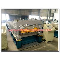 Wholesale PBR Metal Roof Panel Cold Roll Forming Machine with Automatic Roll Former from china suppliers