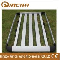 Wholesale Portable Aluminum Car Roof Racks Endurable For carry luggage from china suppliers