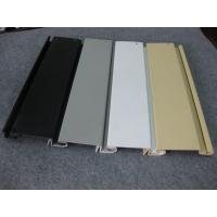 Wholesale Lowes Plastic Material Garage Storage Slatwall Panels Combination Slatwall from china suppliers