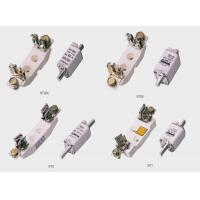 Wholesale NT HRC LOW VOLTAGE FUSE AND BASE, 500V, 600V, IEC269 STANDARD from china suppliers