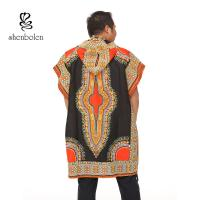 Quality Cotton Wax Print Readymade Maxi african styles tops mens african clothing for sale