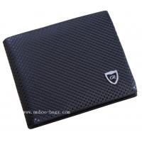 Wholesale Fashion Black Leather Men Wallet (MH-2088) from china suppliers