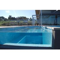 Wholesale Light Green Diy Frameless Glass Pool Fence 15 mm For Swimming from china suppliers