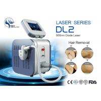 Wholesale High Performance 808nm  Diode Laser Hair Removal Equipment 120J/Cm² , 500w Output Power from china suppliers