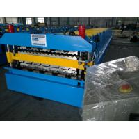 Wholesale 380V Double Layer Roll Forming Machine with Alternating Current Frequency Conversion from china suppliers