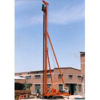 Wholesale Vibration Low Power Head Drilling System / Long Auger Pile Driver for Engineering from china suppliers