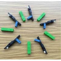 Wholesale APC Quick Connect Field Installable Fiber Optic Connector For Round Cable 2.0 / 3.0mm from china suppliers