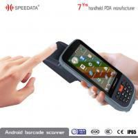 Wholesale Windows Tablet Handheld Data Terminal support QR Code Portable Barcode Scanner from china suppliers