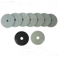Wholesale Beige Dry Wet Polishing Pads from china suppliers