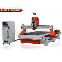 Wholesale High Precision Atc Spindle Cnc Router Equipment , Wood Cutting Cnc Router Machine from china suppliers