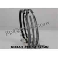 Wholesale Engine Piston Ring Kits For NISAN PD6 / PD6T Excavator Parts 12010-96007 12011-T9313 from china suppliers