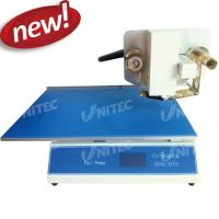 Buy cheap Digital Foil Printer Hot Stamping Machine 150W For Paper / Cardboard / Plastic from wholesalers