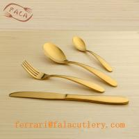 Wholesale Royal Classical Design 72Pcs Cutlery Sets With Piano Case from china suppliers