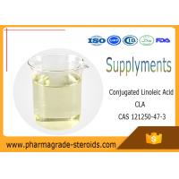 Wholesale CAS 121250-47-3 Pharmaceutical Raw Materials Conjugated Linoleic Acid CLA Supplyments from china suppliers
