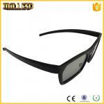 lower price polarized cinema projector 3d glasses linear/circular