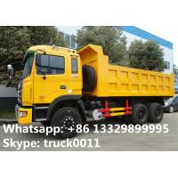 Wholesale China high quality hot sale 6*4 30ton JAC dump truck, factory direct sale JAC  brand 25tons-35tons dump tipper truck wit from china suppliers