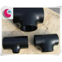 Wholesale butt welded ANSI B16.9 tee from china suppliers