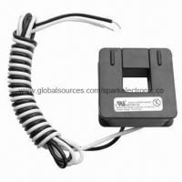 Buy cheap Split Core Current Transformer, Clamp on Current Sensor, CE/UL Certified from wholesalers