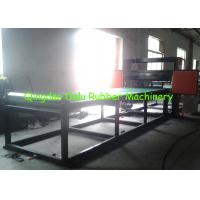 Buy cheap PLC control rubber pipe cutting machine to cut 1 - 12 pipes per time from wholesalers