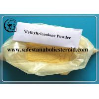 Wholesale Safest Anabolic Steroid Methyltrienolone Powder For Muscle Building , CAS 965-93-5 from china suppliers