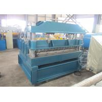 Wholesale PLC Control Roof Panel Curving Crimping Machine Crimping times 10 times /min from china suppliers