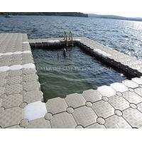 Wholesale HDPE Floating Swimming Pool for Water Sport and Leisure from china suppliers