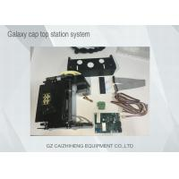Quality 2 cap top ink stack high quality Galaxy automatic lifting ink cleaning station for sale