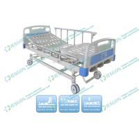Wholesale Center Control Lock hospital adjustable bed Manual , Hospital Care Furniture from china suppliers