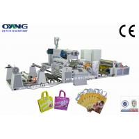 Wholesale PP / PE / EVA non woven fabric Film Lamination Machine for non woven bag from china suppliers