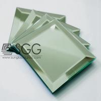 Wholesale clear silver mirror glass panel 2mm 3mm 4mm 5mm 6mm from china suppliers