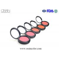 Wholesale Professional wholesale waterproof makeup single color blusher with blush from china suppliers