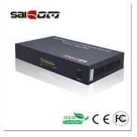 Quality 100/1000Mbps 1GE+8FE Ports Fast Ethernet Network POE Switch for sale