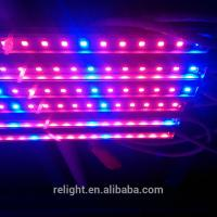 Wholesale Full Spectrum SMD2835 60leds 12w Strip LED Grow Lamps Pink White from china suppliers