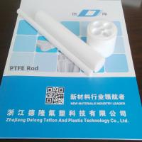 Wholesale extruding and molding type plastic ptfe fluoroplastic rod and sheet from china suppliers