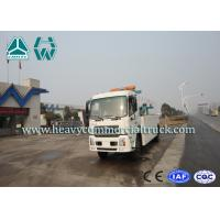 Wholesale Flexible Operation Wrecker Rollback Tow Truck For Road Rescue Transportion from china suppliers
