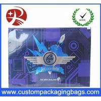 Wholesale Aluminum Foil Gravure Printing Plastic Ziplock Bags For Underwear from china suppliers