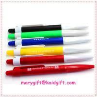 Wholesale promotion plastic ball point pen from china suppliers