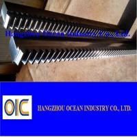 Wholesale Casting Gear Racks, type M0.5 , M1 , M1.5 , M2 , M2.5 , M3, M4 , M5 , M6 , M7, M8 , M9 , M10 , M11 , M12 from china suppliers