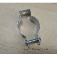 China Pipe Support Galvanized BS4568 GI Conduit Hanger For Electrical Contrustion on sale