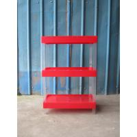 Wholesale Plastic Display Stands , Supermarket Storage Holders And Racks from china suppliers