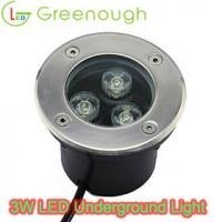 Wholesale LED Underground Light/ LED Inground Light GNH-UG-3X1W-R-B from china suppliers