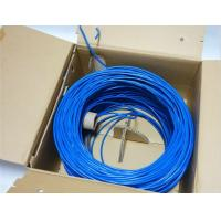 Wholesale CAT5e High Performance Lan Network Cable UTP , F-UTP , FTP 0.49mm - 0.585mm Conductor from china suppliers