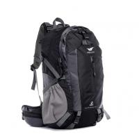 Wholesale 600D nylon unisex hiking backpack---anti-water&Multi-fonction camping backpack-Mountaintop 40L from china suppliers