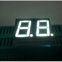 "Wholesale Ultra White 2-digit 0.56"" Cathode 7 Segment LED Display for home applinces from china suppliers"