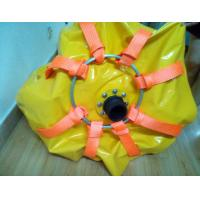 Buy cheap 1.2mm thickness load testing water bag with load cell from wholesalers