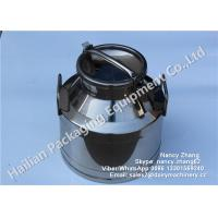 Wholesale Durable 10 Liter Stainless Steel Milk Bucket with Lockable Lid , Keep Warm from china suppliers
